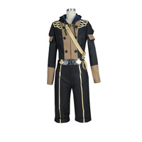 Fire Emblem: Three Houses Female Asure Cosplay Costume Ashe ciosplay costume Custom Made Christmas Halloween With Shoes Cover