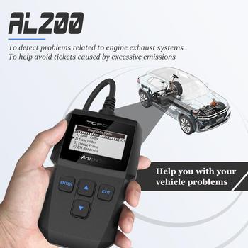 цена на TOPDON ArtiLink OBD2 Auto Diagnostic Tool Scanner Universal OBD Car Diagnostic Tool ODB2 Check Engine Automotive Car Code Reader