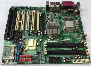 100% OK Original IPC Mainboard IMBA-9454ISA-R10 industrial motherboard with CPU RAM VGA 4*PCI 2*LAN 3*ISA IPC Board