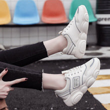 Autumn Designer Wedges White Platform Sneakers Women Shoes 2019 Tenis Feminino Casual Air Mesh Female Shoes Woman spring designer wedges white platform sneakers women shoes 2019 tenis feminino casual air mesh female shoes woman basket femme