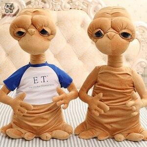 BOLAFYNIA Enfants Jouets En Peluche pour Noël cadeau D'anniversaire Alien ET Bébé Enfant Peluche Alien ET poupée vêtements