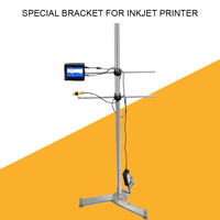 Handheld inteligente impressora a jato de tinta suporte especial fixo em linha impressora a jato de tinta prateleira de impressão automática