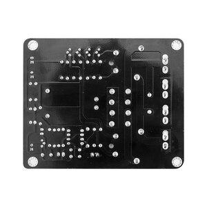 Image 5 - AIYIMA 2000W High Power Soft Start Board 30A Dual Temperatuur Schakelaar Vertraagde Start Board Voor Versterker Amp DIY