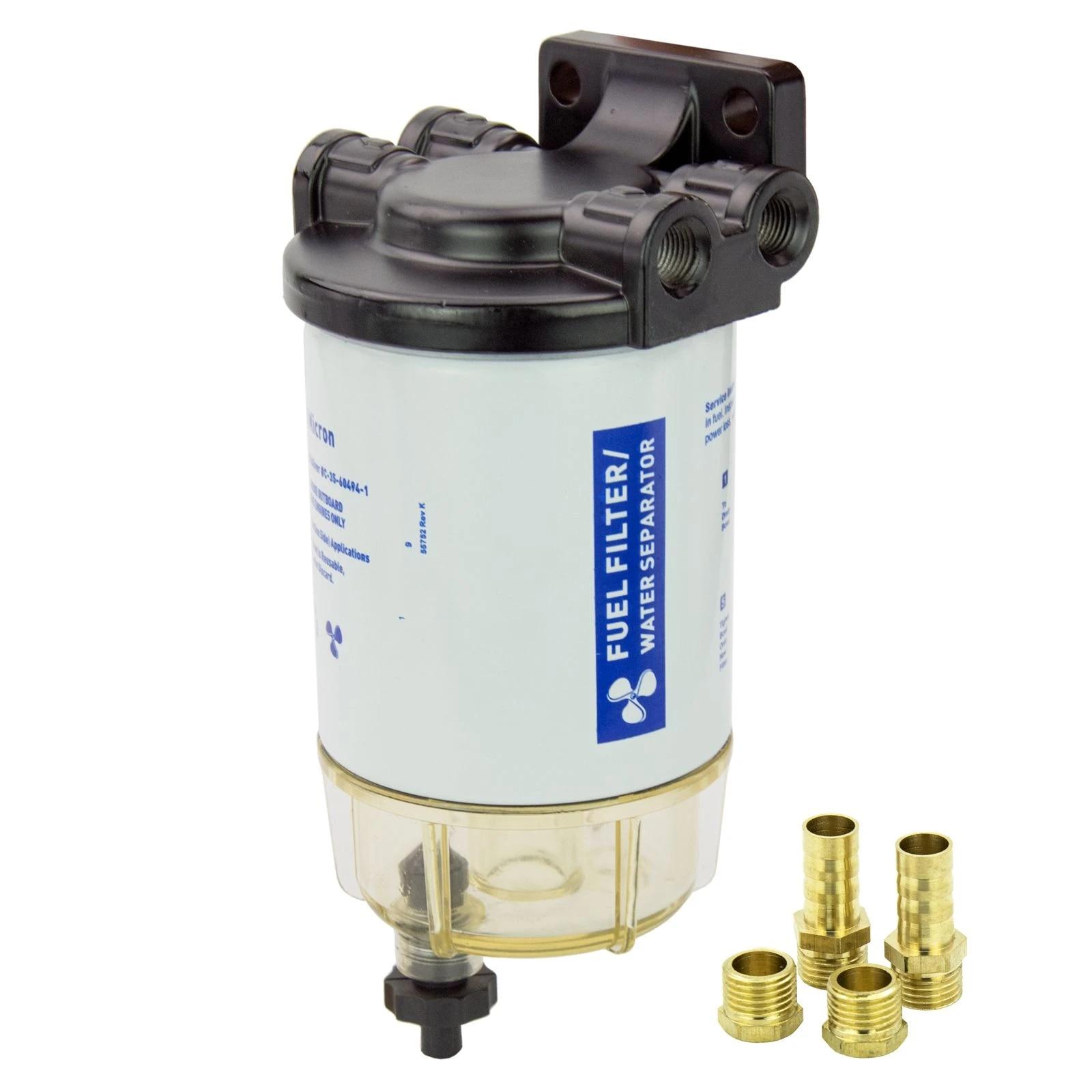Yamaha Water Separator Filter For Drain Bowl Type 600-456 Mariner Mercury
