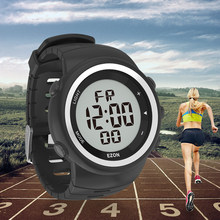 Digital Sport Watch for Men's Outdoor Running With Pedometer And Multifunction Alarm Clock Stopwatch Waterproof 50M(China)