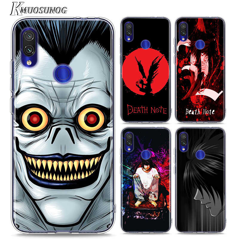 TPU Mềm Dẻo Cho Redmi 8 8A Bao Tử Anime Dành Cho Xiaomi Redmi Note 8 7 6 5 4X4 7A 6A 6 S2 5A Plus Ốp Lưng Điện Thoại