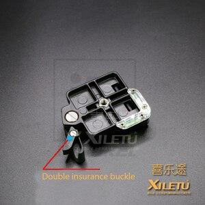 Image 4 - XILETU QR 40 de alta calidad, aleación de aluminio Universal Abrazadera de liberación rápida Q.R. Adaptador de placa trípode DSLR accesorio de fotografía
