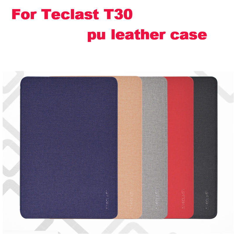 Newest ! Original Teclast T30 Case Original Leather Case Cover For T30 10.1 Inch Tablet PC