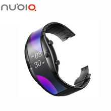 Nubia – montre connectée Alpha, téléphone portable, écran pliable et Flexible, Snapdragon 8909W, écran de 4.01 pouces, 8 go de ROM, Original, nouveau