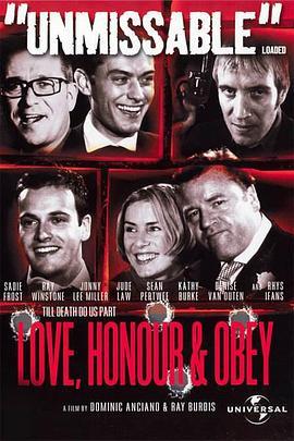 爱、荣誉和服从的海报
