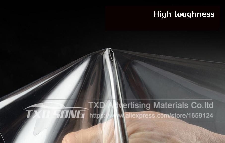 20 см* 300 кожа носорога Автомобильный капот, бампер Плёнка для защиты при покраске Винил Прозрачная плёнка высокая прочность и устойчивая к царапинам авто-Стайлинг