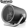 DMWD мини настольный USB кондиционер вентилятор портативная вентиляция кондиционер вентилятор Охлаждающие вентиляторы ультра-тихий кондицио...