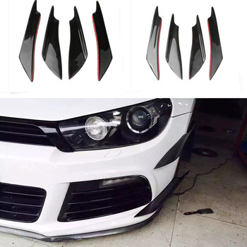 Car Universal Front Bumper Lip Diffuser For BMW E46 E52 E53 E60 E90 E91 E92 E93 F30 F20 F10 F15 F13 M3 M5 M6 X1 X3 Accessories image