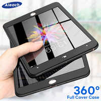 Cubierta completa 360 ° para iPad Mini 5 4 3 2 1 Funda con Protector de pantalla silicona suave a prueba de golpes Funda para iPad Mini 2019