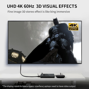 Image 3 - HDMI 2,0 Switcher 4K 60Hz 4X1 Splitter Matrix 4 IN 1 HERAUS SPDIF + 3,5mm Audio Extractor & ARC HDCP 2,2 Mit IR Fernbedienung HDMI Adapter
