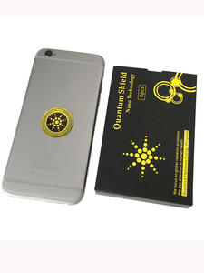 Sticker Quantum-Shield Cell-Phone Anti-Radiation-Protection Fusion 6pcs for From-Emf