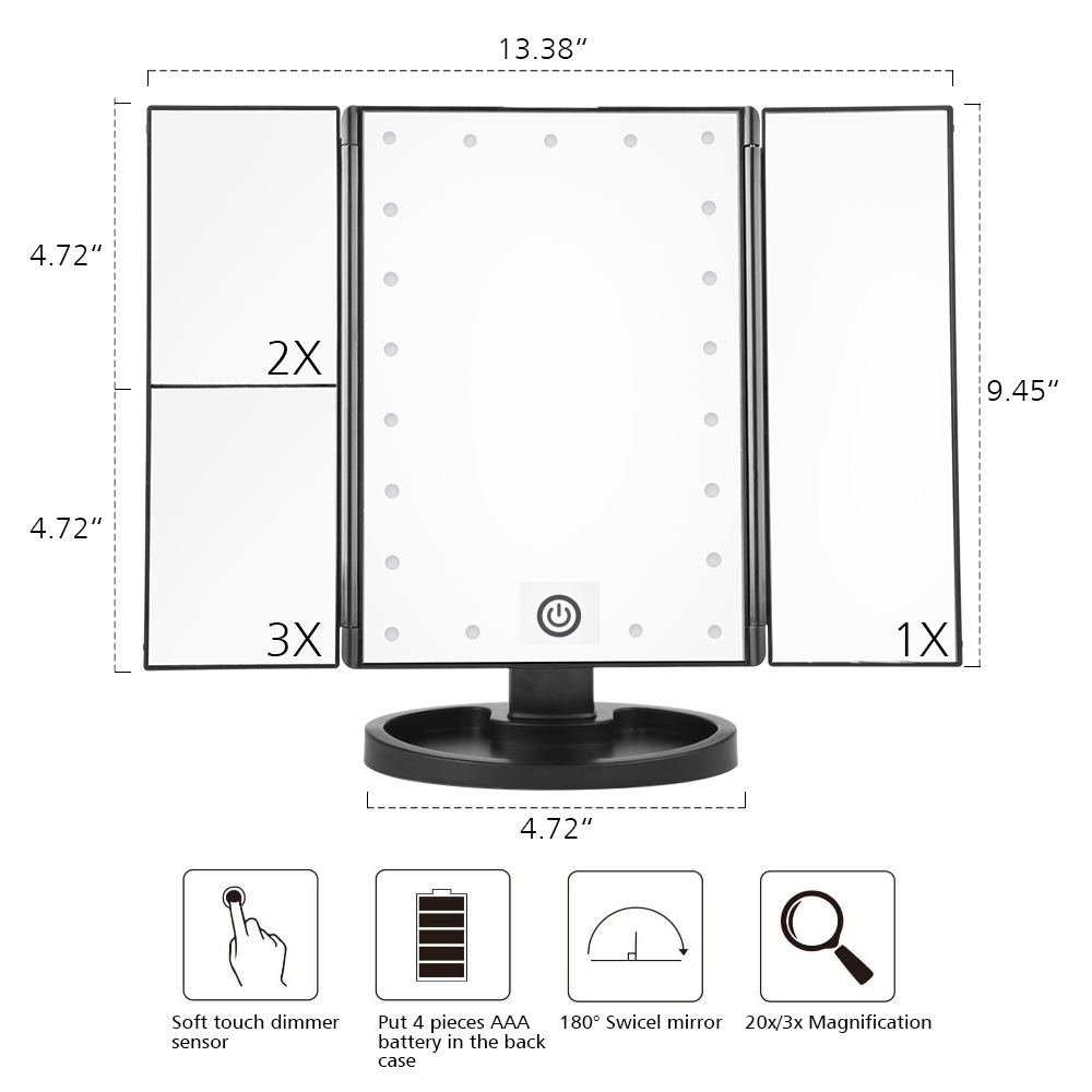 Touch Screen Mirror