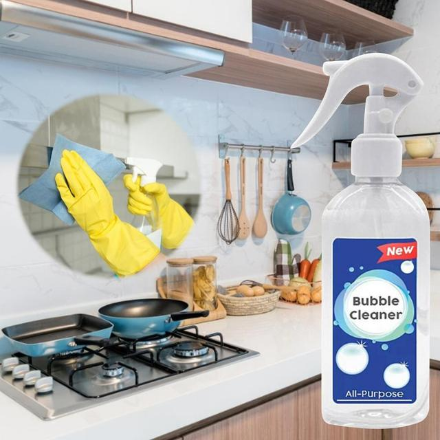 EasyOff Kitchen Bubble Cleaner 1