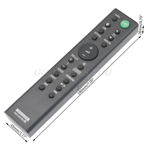 Image 5 - รีโมทคอนโทรล RMT AH103U สำหรับ Sony HT CT80 SA CT80 Soundbar ระบบ Drop Shipping