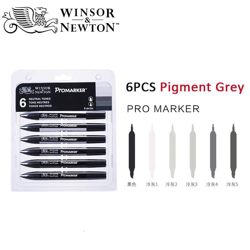 Windsor & newton promarke profissão esboço caneta