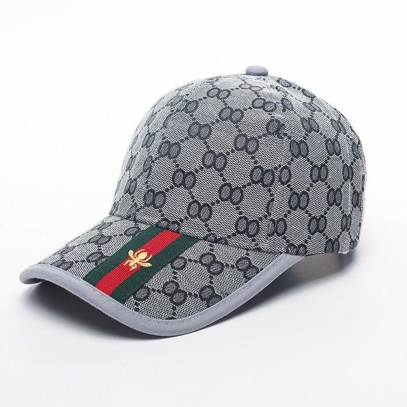 Hat Korean-style   Baseball     Cap   Outdoor Versatile Duckbill Hat Men's WOMEN'S Spring And Autumn Visor Popular Brand Street Leisure