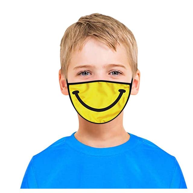 3PC Kids Printed Masks Washable And Reusable Masks For Protection For Adults Scarf Flag Bandana#3 3