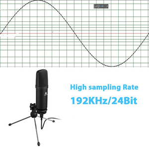 Image 5 - MAONO USB 마이크 Podcast 콘덴서 마이크 192kHz/24bit 전문 마이크 삼각대 스탠드 컴퓨터 유튜브