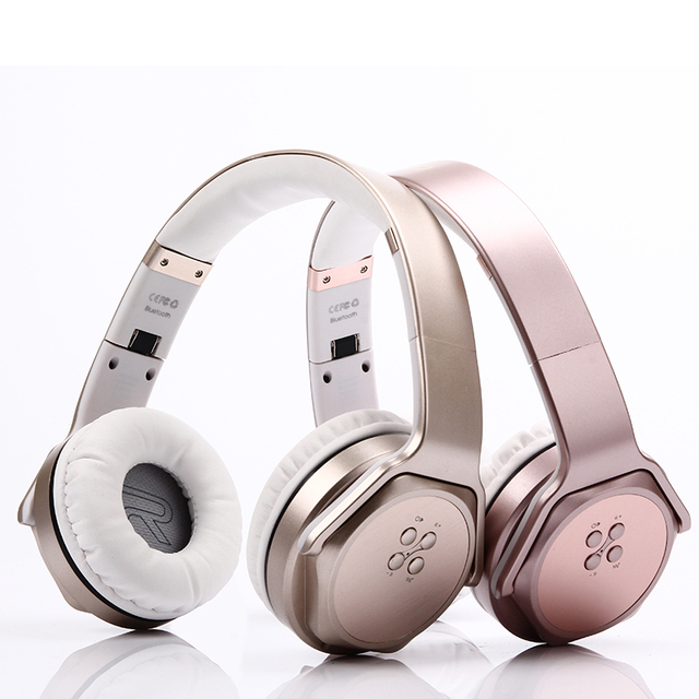 Bluetooth Headphones Wireless Over Ear Stereo Headset with microphone  6