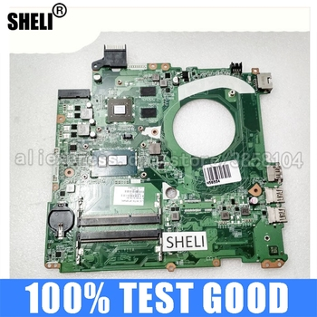 For HP 15 15-P Laptop Motherboard DAY11AMB6E0 766472-001 766472-501 i7-4510U DDR3 GT 840M 2GB notebook pc mainboard test ok image