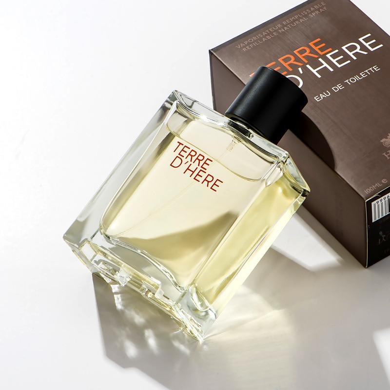 100ML Pheromone Perfume Men Colognes Sex Passion Spray Flirt  Deodorant Perfume Attract Water-Based Air Fresher