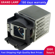 ใช้งานร่วมกับEW631 EX550ST EX631 FW5200 FX5200 DAEXLS P VIP 240/0.8 E20.8 FX.PE884 2401 BL FP240Aโปรเจคเตอร์โคมไฟสำหรับOPTOMA