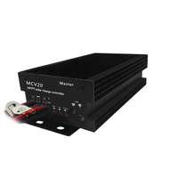 MCV20 MPPT Constant Voltage Driver 12V/24V 20A Solar Charge Controller Off Grid Inverter Charger