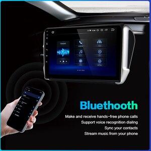 "Image 4 - Dasaita 10.2"" Android 10 Car GPS Player for Peugeot 208&2008 2012 2016 with Octa Core 4GB Ram Auto Radio Multimedia GPS NAVI 4G"