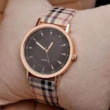 Relogio Feminino Высокое Качество Кварцевые Наручные часы Мода Бренд Женщины Часы Кожа Ремень Повседневная Часы Часы Горячие Reloj Mujer