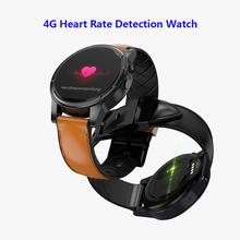 Fashion MTK6739 Dual Systems 4G Sport Smart Watch Phone 32GB W8 0MP 1 39 #8243 Android7 1 1 GPS Heart Rate Men Watch PK LEM9 X361 H8 tanie tanio NoEnName_Null CN(Origin) Android OS On Wrist All Compatible 32 GB Passometer Fitness Tracker Sleep Tracker Answer Call Dial Call
