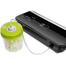 Вакуумный пищевой контейнер для вакуумного упаковщика, кухонные банки, вакуумная канистра с насосом, Ланч-бокс