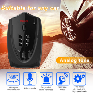 Image 4 - Auto Geschwindigkeit Detektor Stimme Auto Fahrzeug Geschwindigkeit Alert Warnung Für Englisch Russische Thai Auto Geschwindigkeit alarm Fahrzeug tachometer