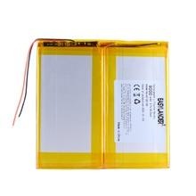 40125140 3.7v 9000mAh   For CH  Teclast M30 Tablet PC Battery