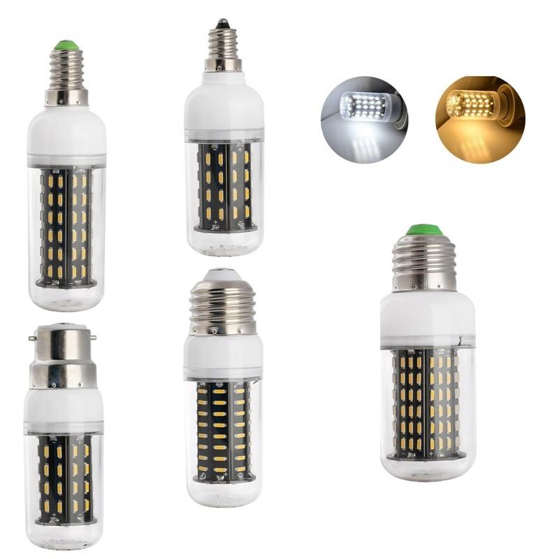 E27 Led Lamp E14 E12 Bulb Smd 4014