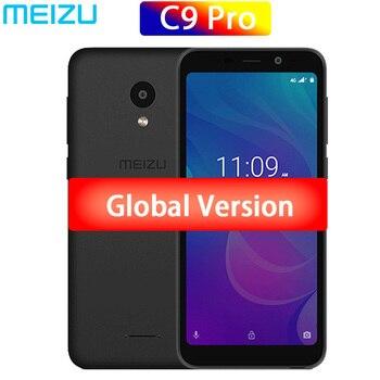 """Global version meizu C9 Pro M9C smartphone Quad Core 3GB 32GB 5.45"""" Full screen 13.0MP Camera 3000mAh Cell Phone"""