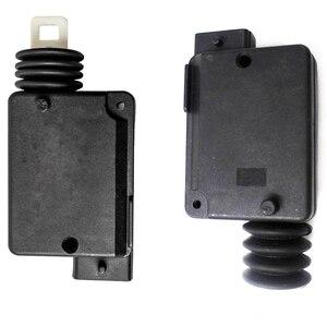 Image 2 - オートロックシステム、 2 ピン集中ロックドアロックアクチュエータルノーメガーヌ風光クリオ 7702127213