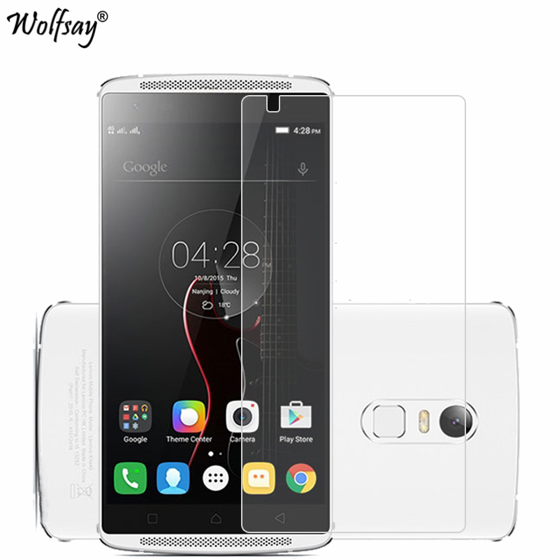 2pcs For Glass Lenovo Vibe X3 Screen Protector Tempered Glass For Lenovo Vibe X3 Glass For Lenovo X3 Protective Film Wolfsay