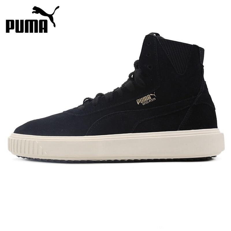 Original New Arrival PUMA Breaker Hi Unisex Skateboarding Shoes Sneakers