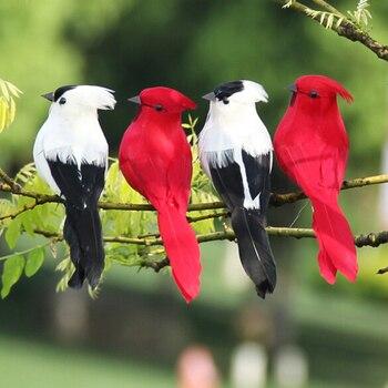 Colorful Bird Ornament For Home & Garden 2