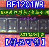 10 peças bf1201wr sot343 la novo e original