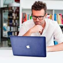 Жесткий чехол miger для ноутбука macbook air 13 дюймов сенсорная