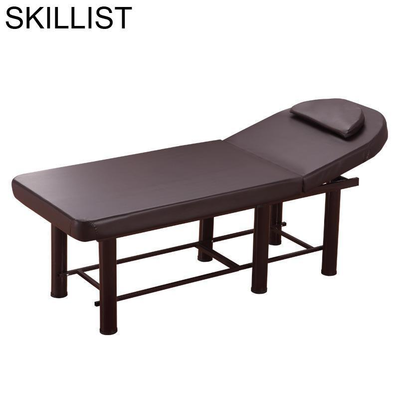 Tattoo Silla Masajeadora Table Tempat Tidur Lipat Foldable Cama Para Salon Chair Camilla Masaje Plegable Folding Massage Bed