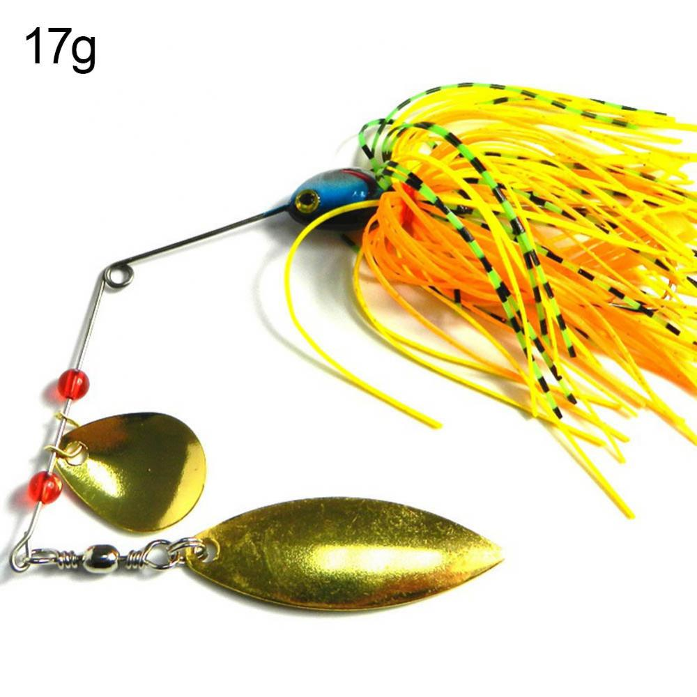 Fishing Lures: Blade Spinner Buzzbait  2