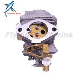 Image 1 - Outboard Engine 13200 91J70 13200 91JB1 13200 91JC0  13200 91J81 Carburetor Carb Assy for Suzuki Boat Motor DF4 DF6 4 Stroke
