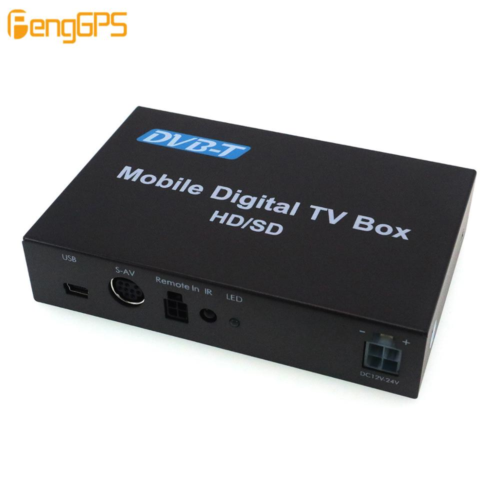 /DVB-T TV Receiver HD Digital TV Tuner Receptor DVB T2 H.264 Terrestrial Wifi Receiver Set Top Box